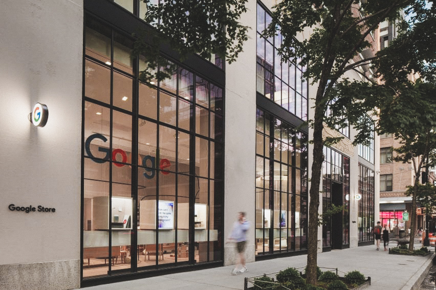 Google's First Store Is As Sustainable As It Gets. Here's What Its LEED Certified Platinum Status Means.