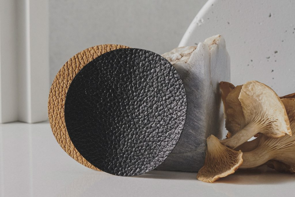 sustainable leather