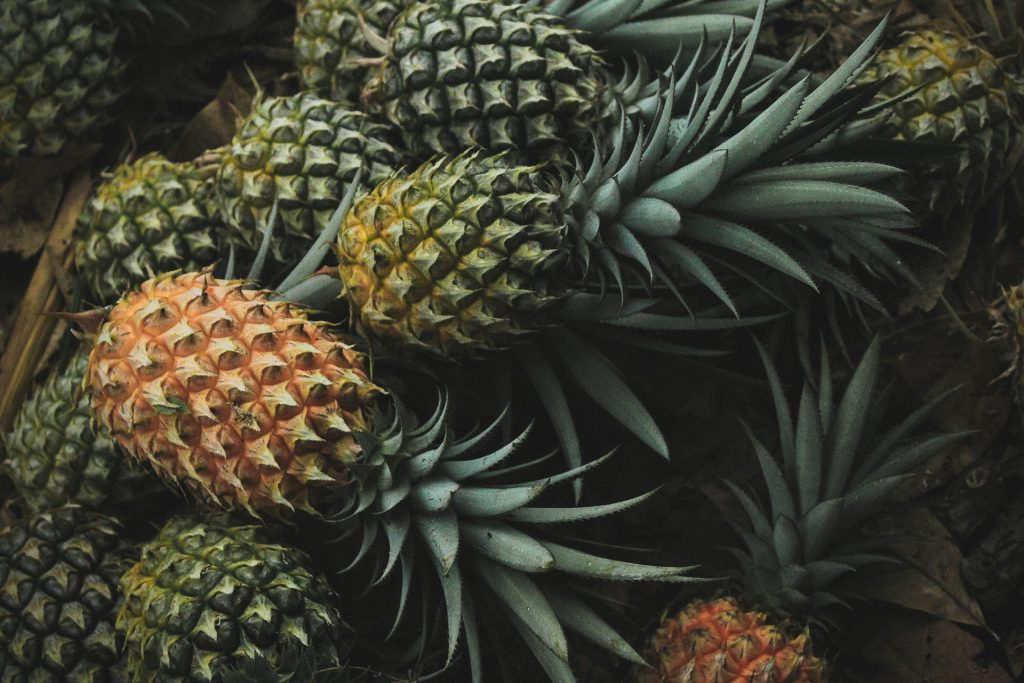 pineapple leather dole