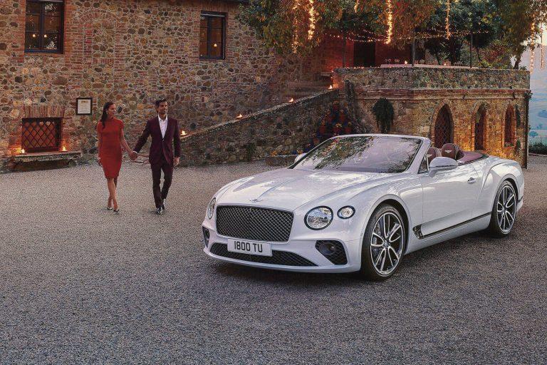 Bentley motors sustainable