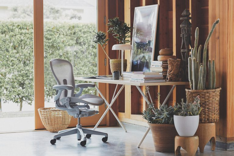 Herman Miller's Sustainability Journey: From Replacing Leather to Recycling Plastic