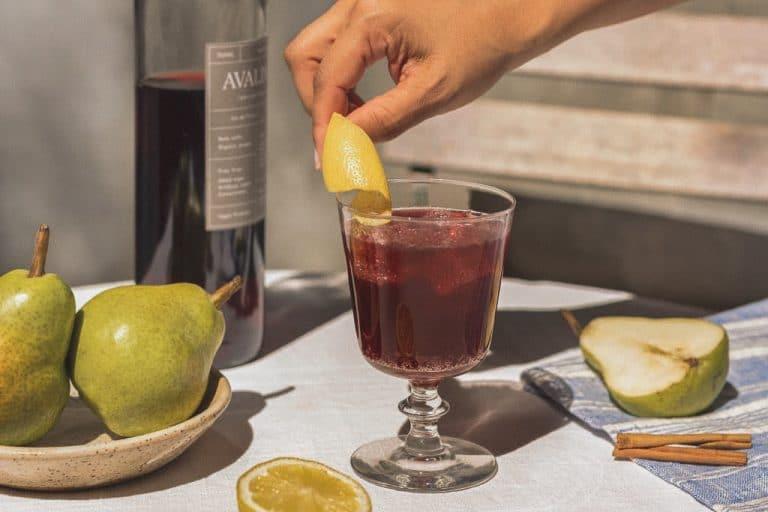 avaline red wine