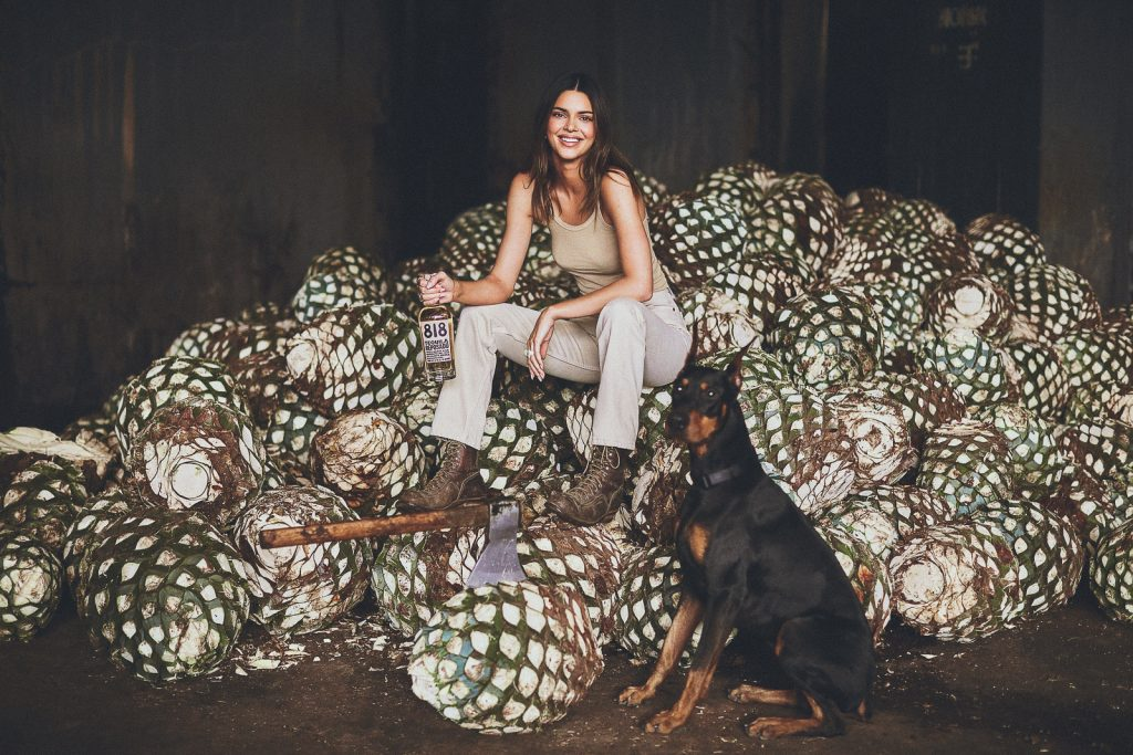kendall jenner's tequila