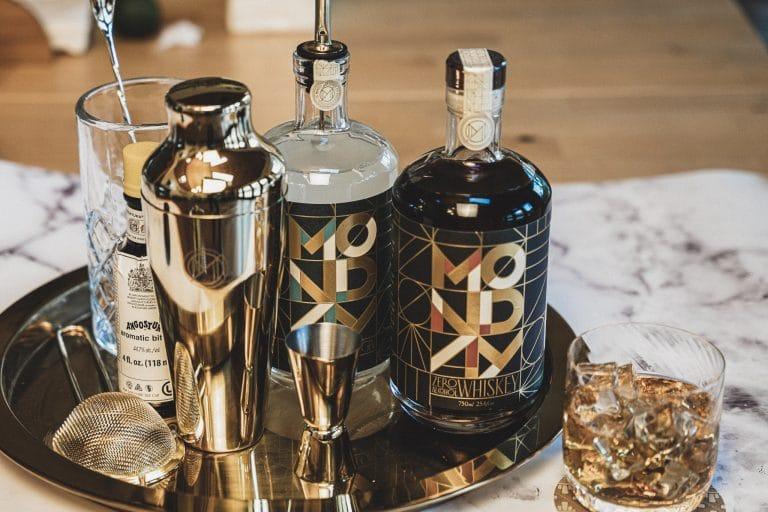 nonalcoholic spirits